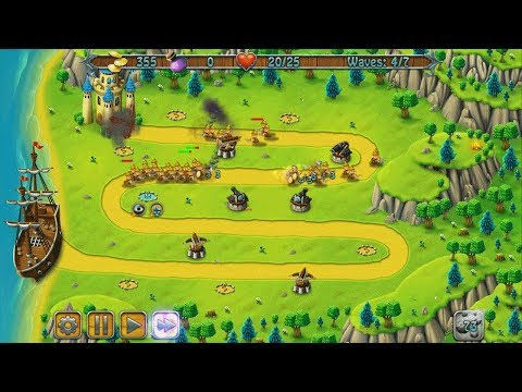 Top 8 Addicted Tower Defense Games For Mobile  TD