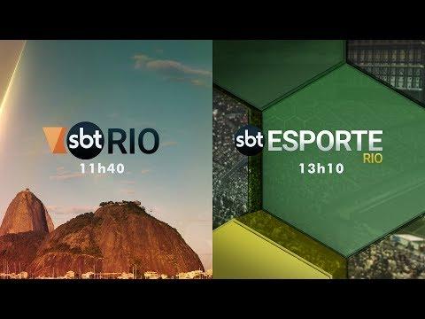 SBT Rio/SBT Esporte Rio - 25/01