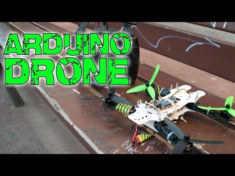 Arduino Drone - Part1 Flight Controller
