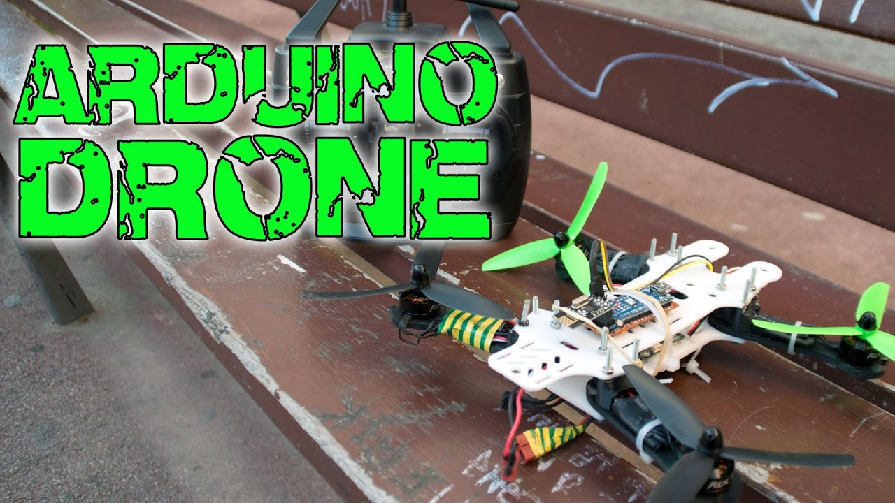 Arduino drone - Part1 Flight Controller