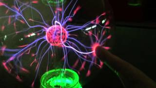 Plasma Ball Physics