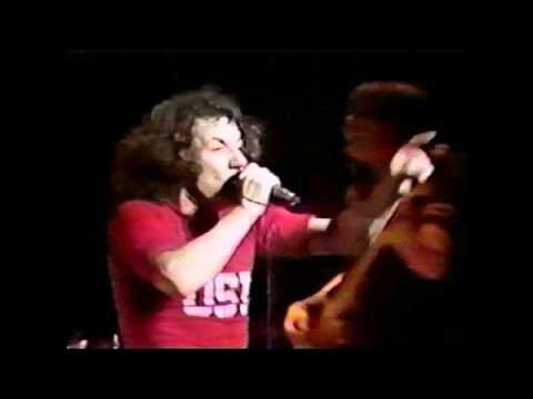 AC/DC - Evil Walks (Pictuers From The For Those About To Rock Tour 1981-82) HD