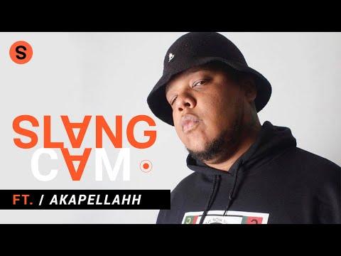 Akapellah sobre su próximo disco, su amistad con Alemán y sus letras | SlangCam