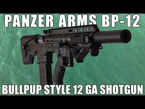 The 12 Gauge Bullpup Shotgun You'll Want - YouTube