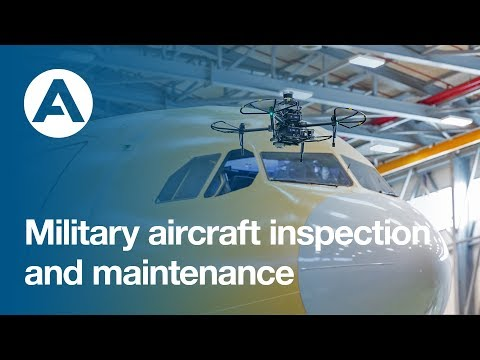 Airbus Military aircraft inspection and maintenance