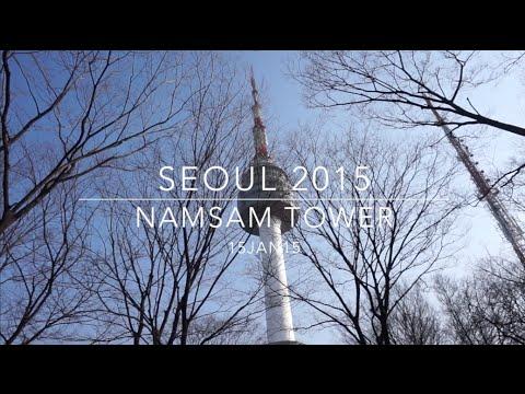 SEOUL 2015: Day 15 - NAMSAN TOWER - January 15 | MDNBLOG