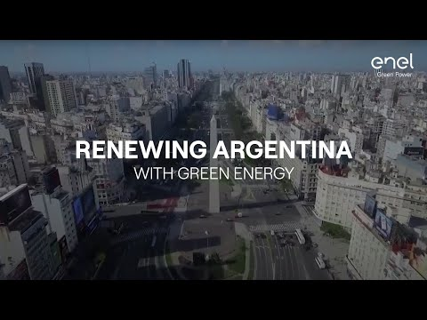 Renewing Argentina with Green Energy