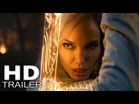 ETERNALS Official Teaser Trailer (2021) Marvel Studios Celebrates The Movies