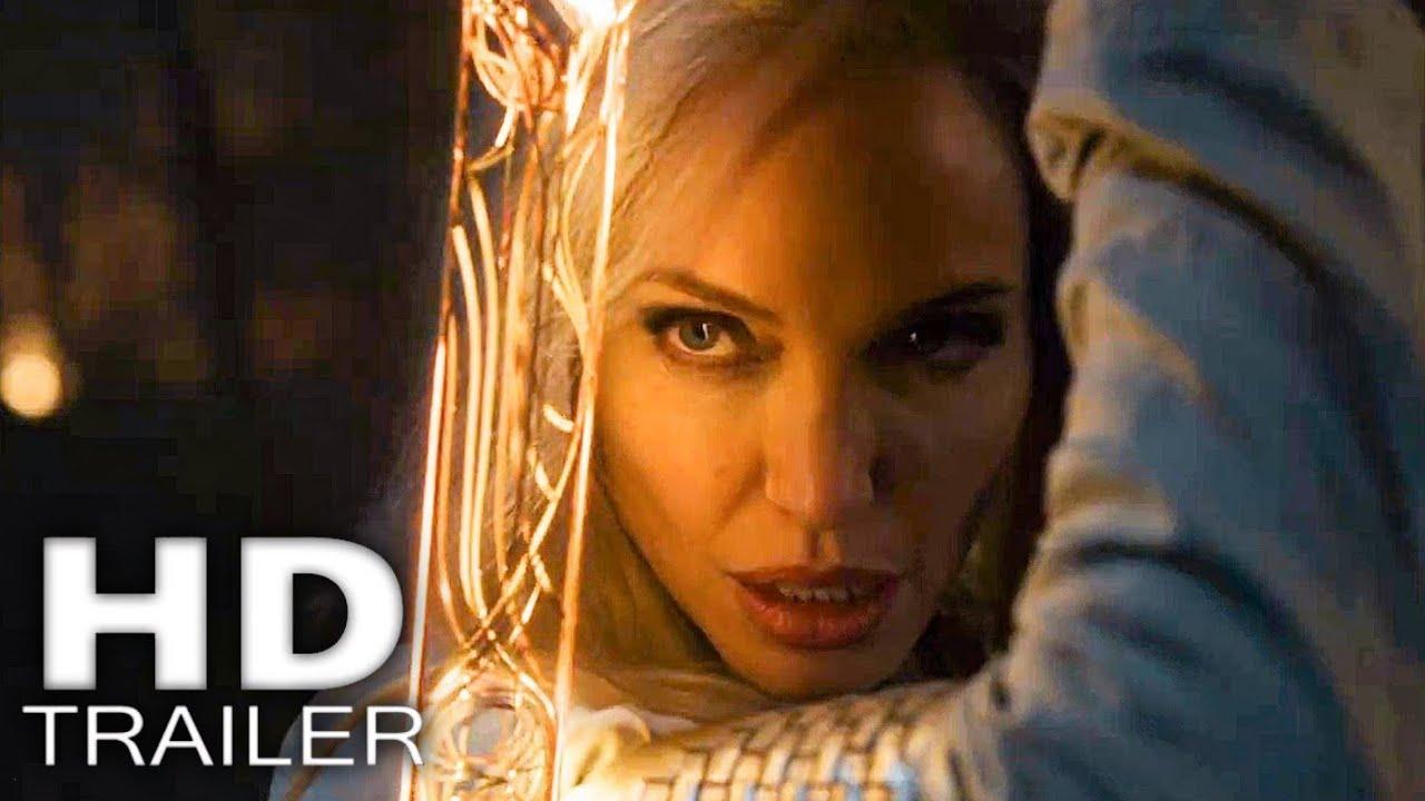 Download ETERNALS Official Teaser Trailer (2021) Marvel Studios Celebrates The Movies