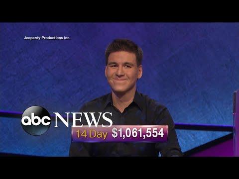 'Jeopardy!' champ breaks $1 million
