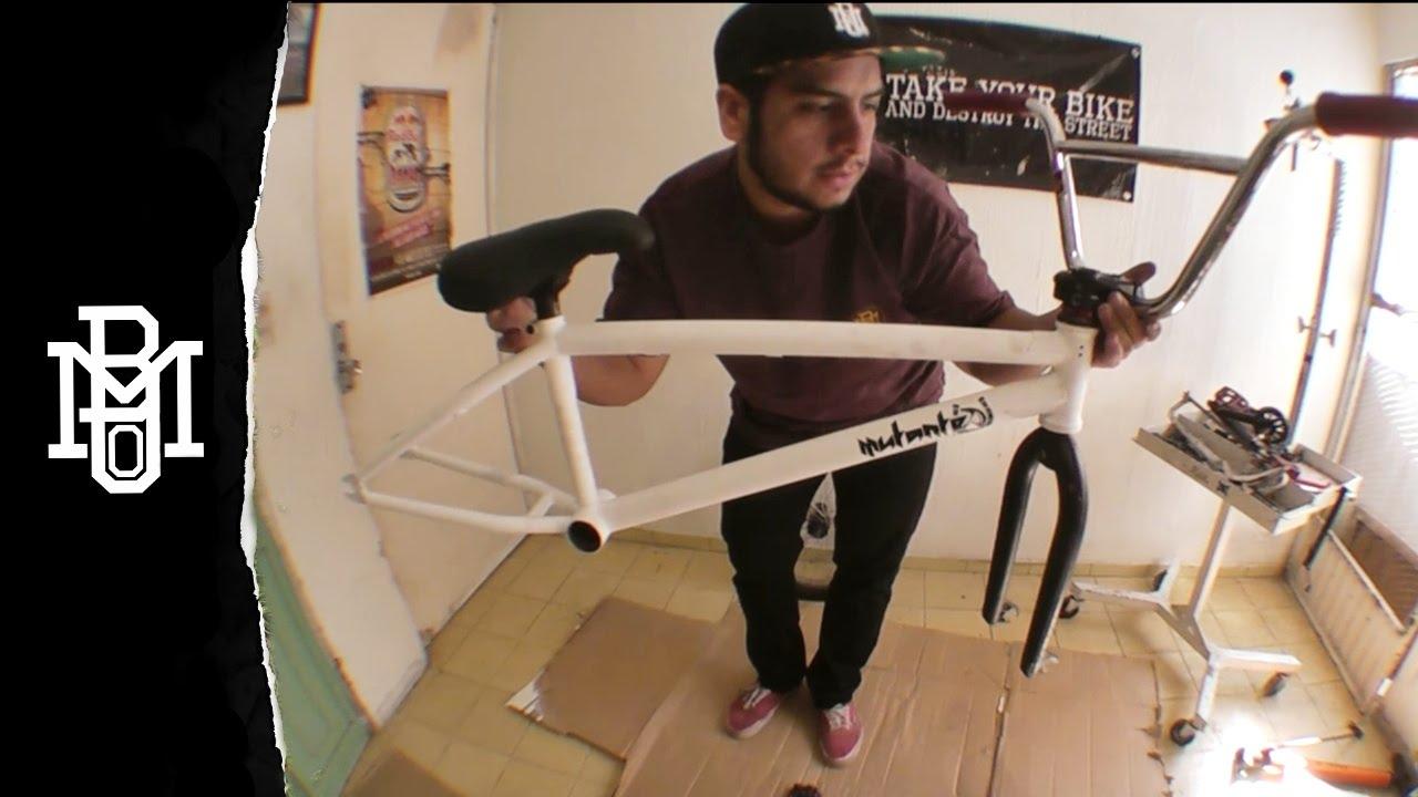COMO ARMAR TU BMX FACIL Y RAPIDO 💯!! - YouTube