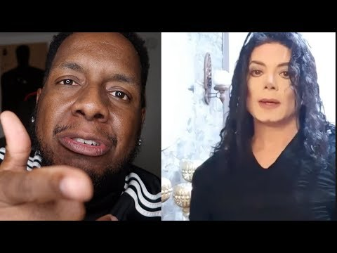 The Bushman Show - Michael Jackson Video Will Have You Going, Hmmm