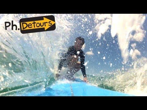 Comemorem, surfistas: físicos descobriram o que faz uma onda ser perfeita