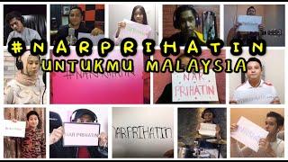 #NARPRIHATIN - UNTUKMU MALAYSIA (ARTIS-ARTIS DAN EX ARTIS NAR RECORDS)