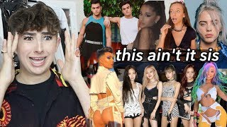Reacting to Coachella 2019 Outfits (stay home next time sis)