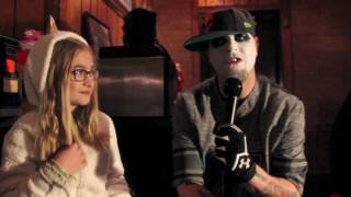Kids Interview Bands - Twiztid (Monoxide, Madrox)