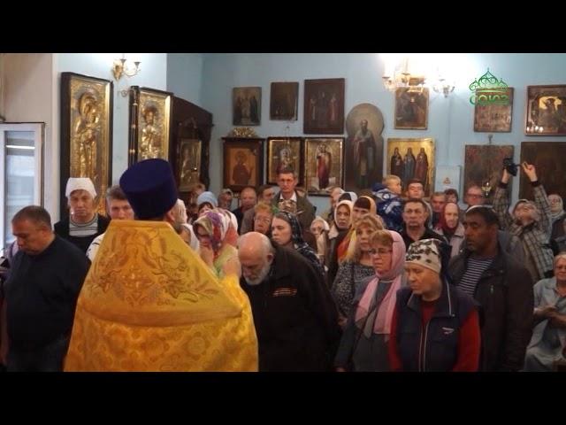 В Перми будет построен в честь Иверской иконы Божией Матери