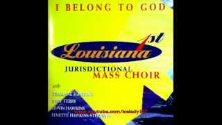 "Louisiana 1st Jurisdictional Mass Choir ""Never Let Go His Hand"""