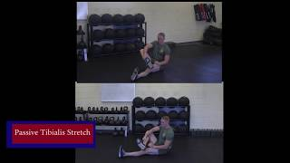 Passive Tibialis Stretch - Force Fitness