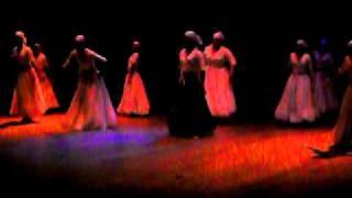 Danzas Yaguary - Tambor  a la Negra Lorenza