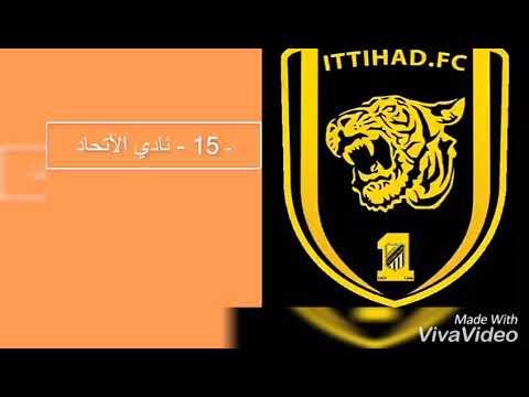 ترتيب أقدم 15 نادي عربي | سيدهشك  صاحب المركز الأول