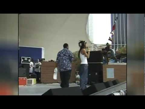 Aaliyah & Timbaland ~ Live On Stage (Original Audio)