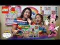 Minnie Mouse happy birthday! for kids Thalia unboxing funny Minnie from lego duplo disney toy