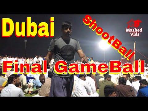 6 - Full 2nd Game Ball Show Match Dubai Shoot ball VolleyBall Chakwal VS Jehlam Club Amir Lavera,