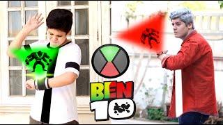 Ben 10 - Ben Vs Albedo (EP 28) Real Life Ben 10 Series