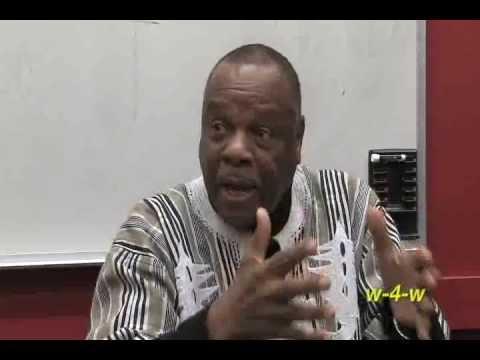AFRICAN AMRICAN STUDIES & THE HUMAN FUTURE - Asante - Zuberi