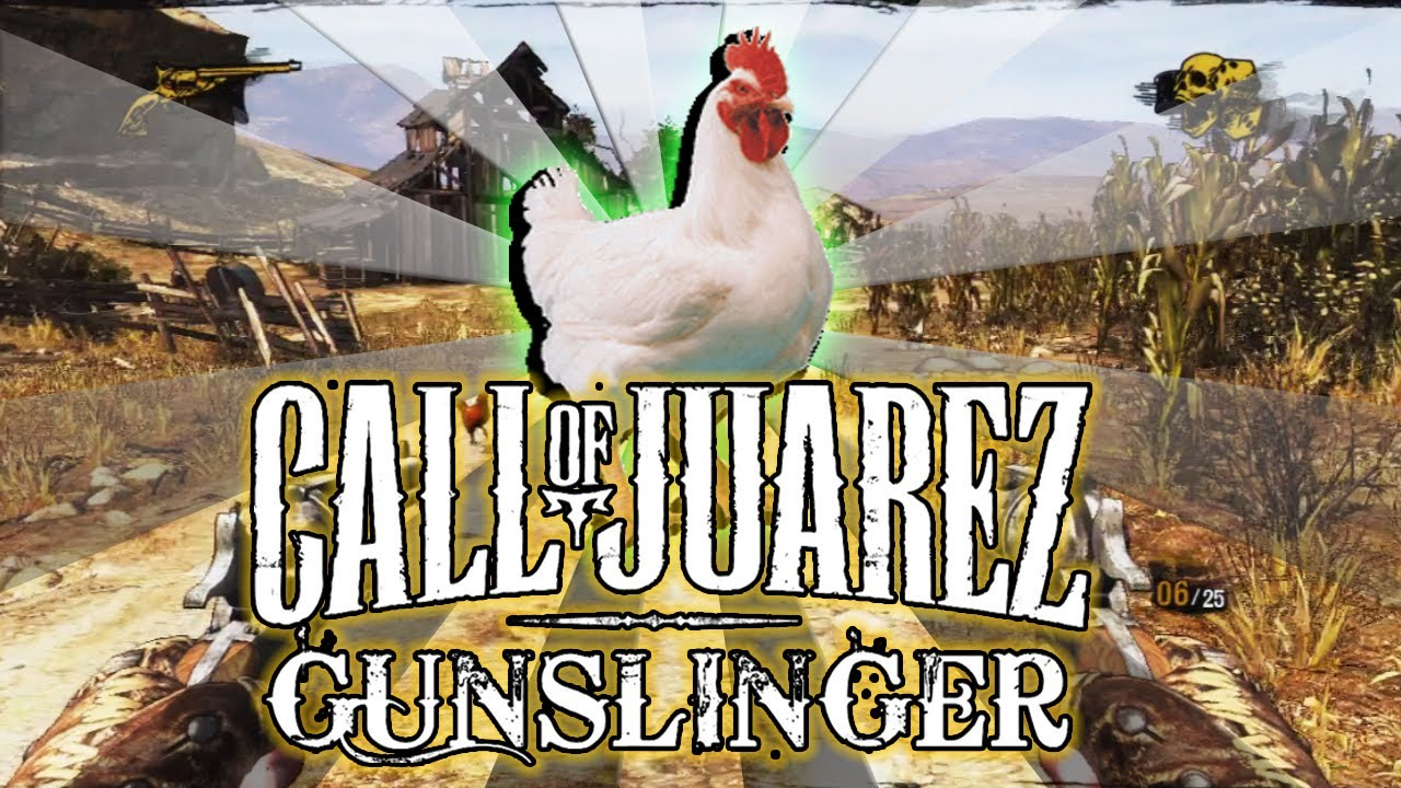 Necesito Un Baño Fernanfloo:Call of Juarez: Gunslinger