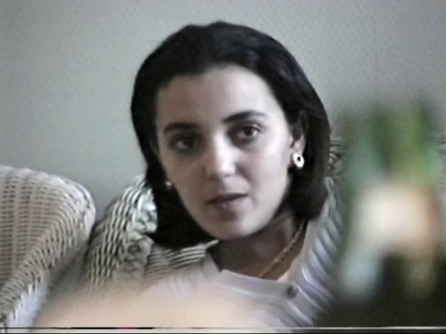 avec Taïb Ben Yaich a la celle saint cloud - 1996*