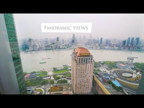 Presidential Suite at Pudong Shangri-La, East Shanghai