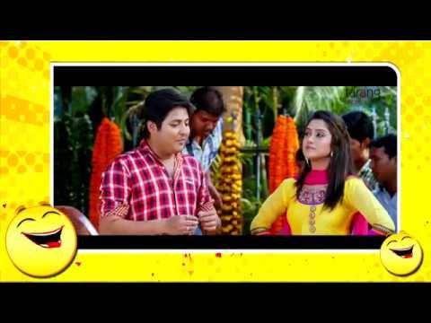 Babusan, Elina, Papu Pam Pam Comedy | LOVE STATION | All Comedy Scenes - Odia Movie Comedy Scene