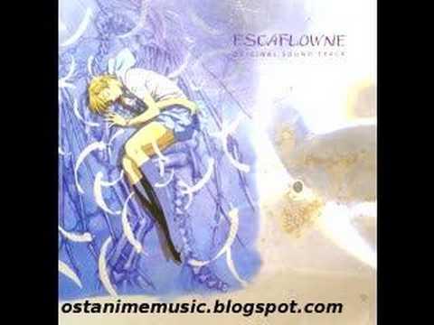 Escaflowne Original Sound Track - トルシナ侵攻