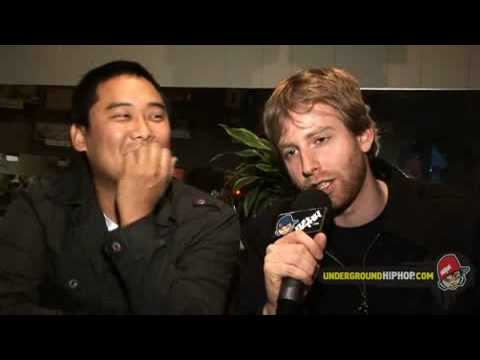 David Choe - Interview Pt. 3 (Live At The Good Life - Boston, MA - 11/27/07)