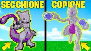 SECCHIONE vs COPIONE - LA FINE DEI NOOB - Minecraft ITA