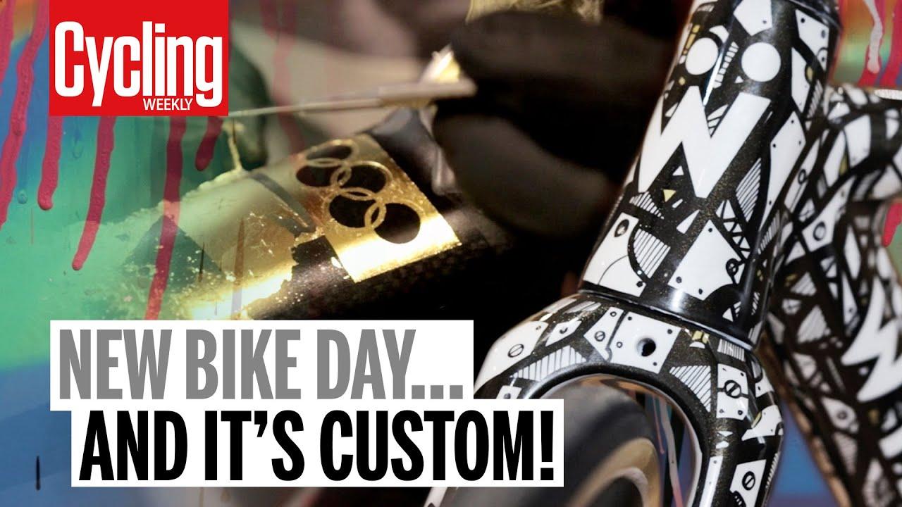 34e7aecf9e9 Dani Rowe's Custom WyndyMilla | Cycling Weekly - YouTube