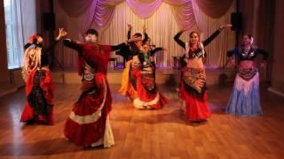 Лодос Саратов Танец АТС Трайбл Наталия Комиссарова