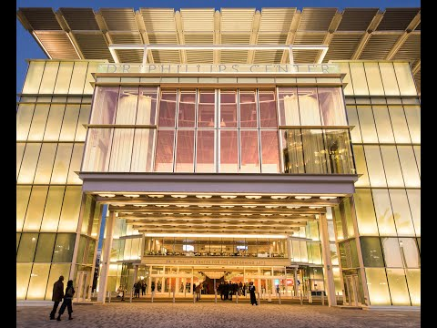 Dr. Phillips Center for the Performing Arts Flythrough