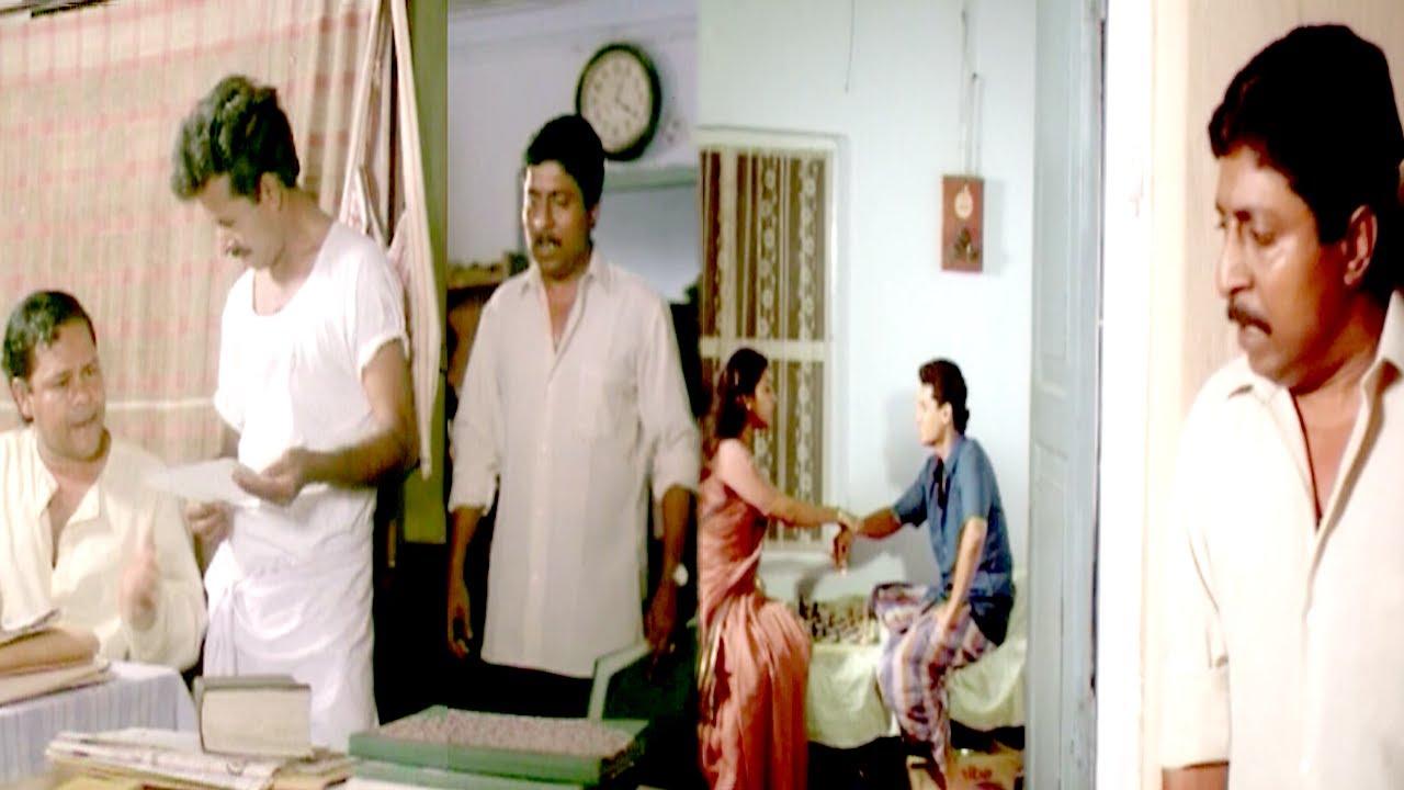 ചേട്ടൻ്റെ ഭാര്യ അനുജൻ്റെ കൂടെ ഒളിച്ചോടി   Sreenvasan , Innocent , Baiju , Boban Kottarakkara