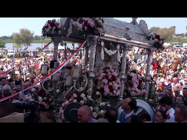 Presentación Hermandad del Rocío de Moguer #ElRocio18