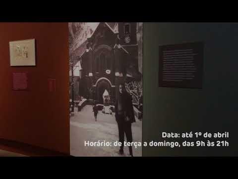 """CCBB Brasília apresenta a exposição """"100 anos de Athos Bulcão"""""""