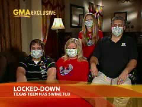 Swine Flu quarantines begin in Texas