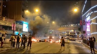 My Hong Kong - Chronicles of an Uprising (video diary - English version)