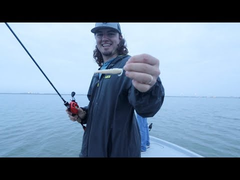 The Secret to Catching Fish in Galveston Bay! ( catch clean cook)