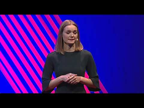 The Power of Hug   Jurgita Jurkute   TEDxVilnius