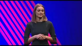 The Power of Hug | Jurgita Jurkute | TEDxVilnius