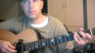 How to play Leader of the Band intro Dan Fogelberg