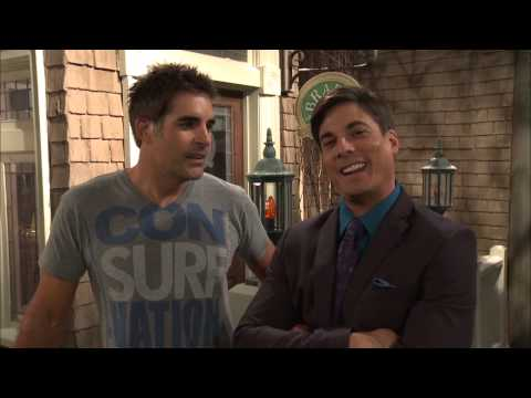 Bryan Datillo & Galen Gering 'Days of our Lives' !